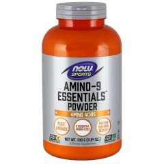 Амино-9 (Now Foods, Amino-9 Essentials), 330 г