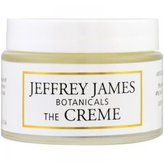 Крем, Весь День и Вся Ночь (Jeffrey James Botanicals, The Creme, All Day & All Night), 59 мл