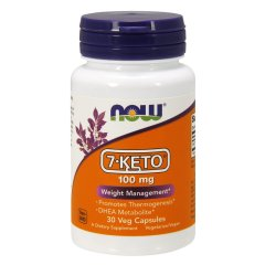 7-KETO – ДГЭА (Now Foods, 7-KETO), 100 мг, 30 капсул